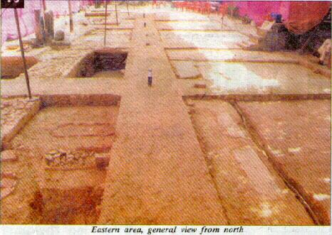 Image result for excavation at ram mandir